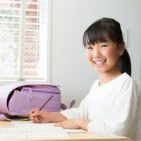 「中学受験で合格した子の家庭学習時間って?」記事サムネイル