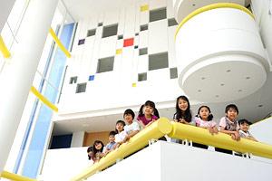 学校特集 特別な教育を行う小学校 同志社国際学院初等部